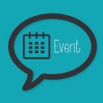 Event pratbubbla CC BY SA