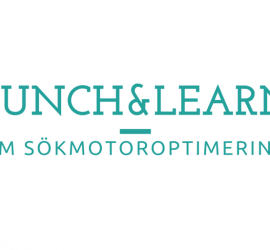 Lunch and Learn om sökmotoroptimering