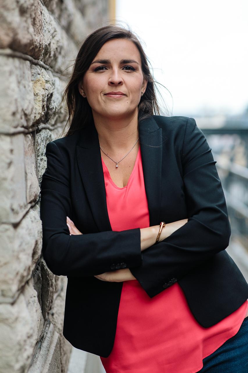 Linn Lindström, ägare av DigitalHeart